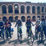 E-Bike a Verona con i professionisti del turismo